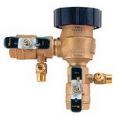 Backflow, Temp/Pressure Regulators